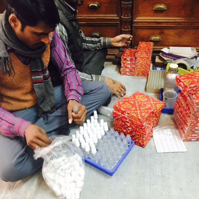 Parf Inde 2