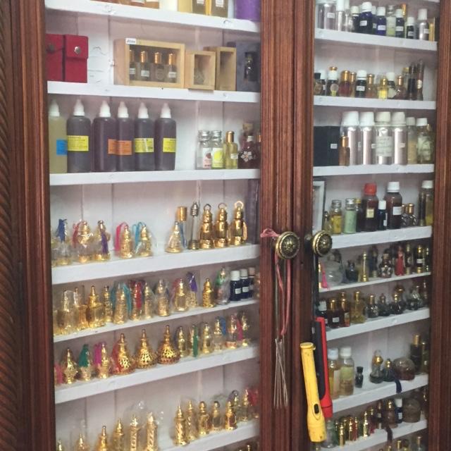 Parfums Inde 8