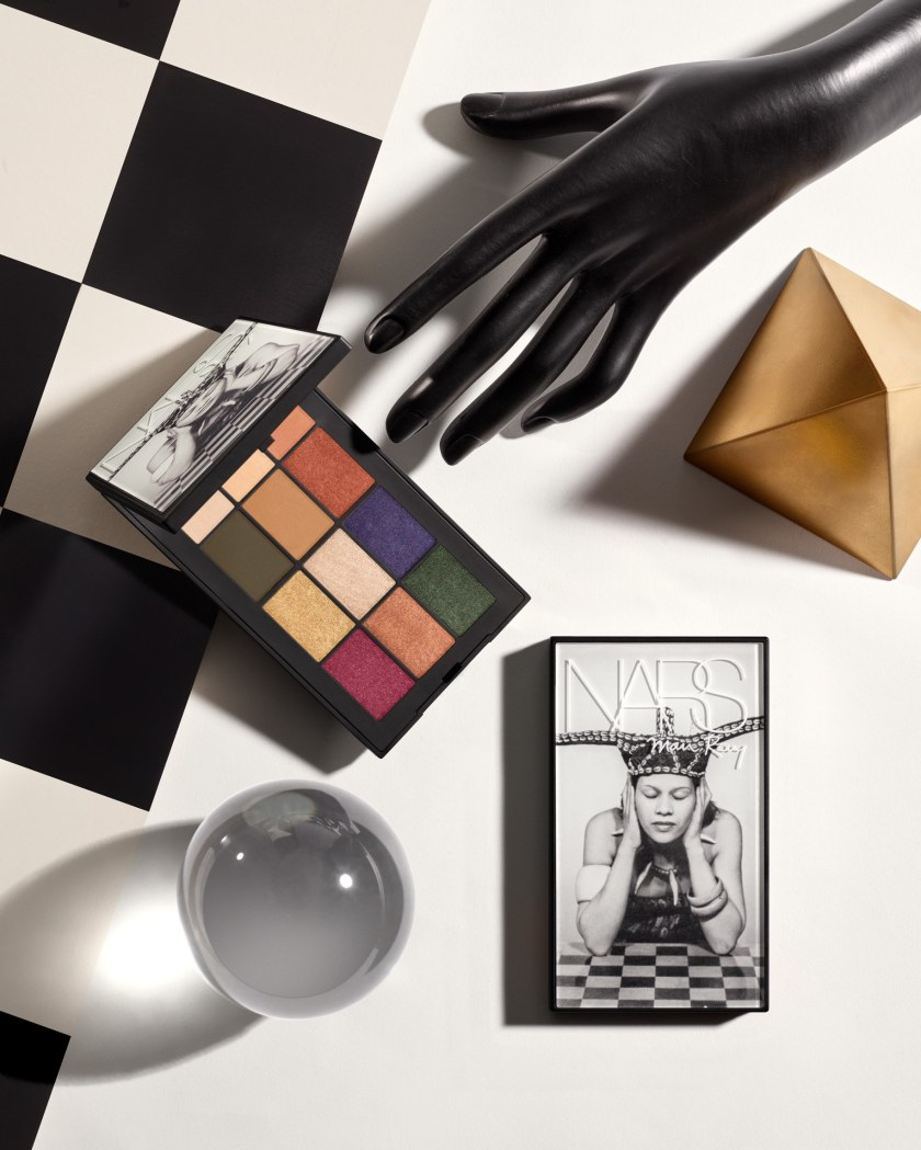 Man Ray for NARS Holiday Stylized Image - Love Game Eyeshadow Palette - jpeg