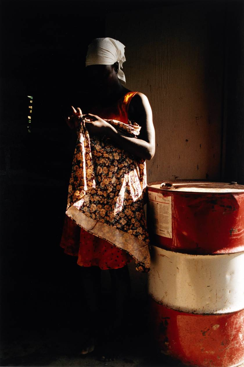 Jane Evelyn Atwood, Port de Paix, Haïti, 2007