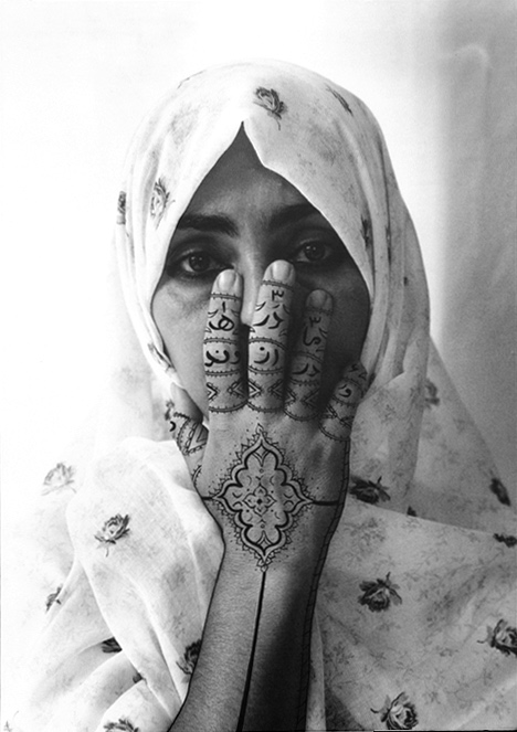 Shirin Neshat_Birthmark_Crédit Shirin NESHAT