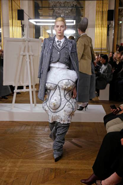 THOM BROWNE PARIS FASHION WEEK FW18 04/03/2018