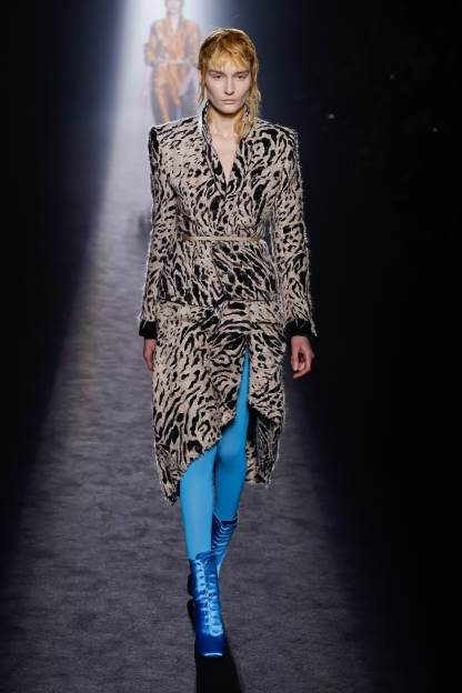 Haider Ackermann Ready To Wear Fall Winter 2018 Collection Paris Fashion Week
