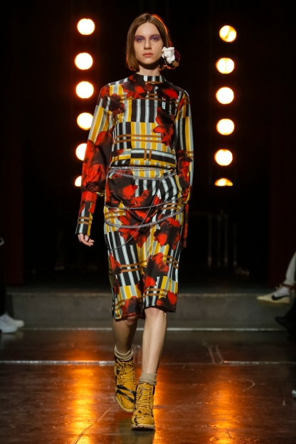 Jour/Ne Fashion Show, Ready To Wear Collection Fall Winter 2018 in Paris