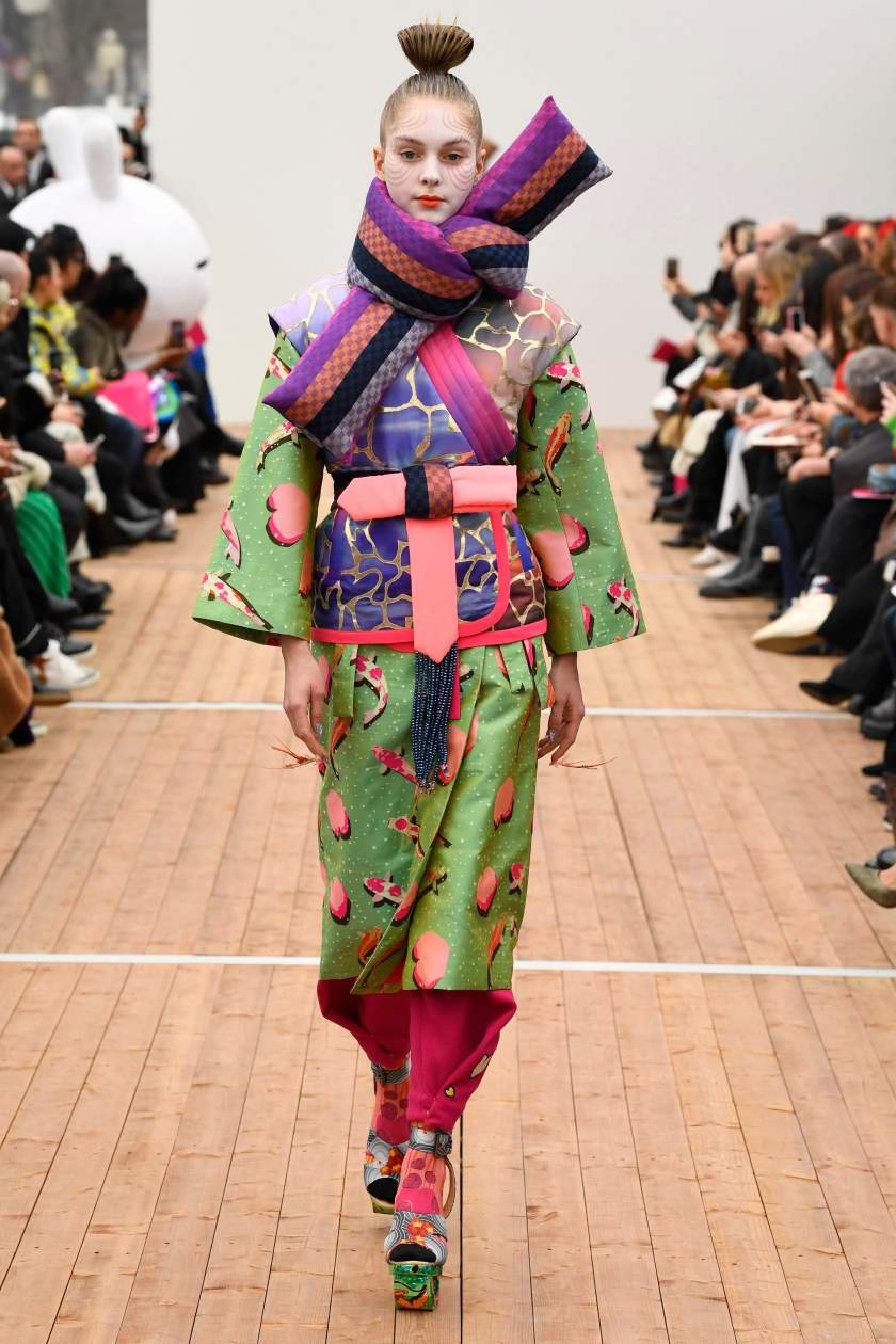 Pixelformula  Women's Ready to Wear autumn winter 2018 2019 - Paris  Manish Arora