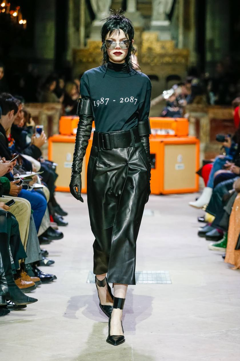 Yang Li Ready To Wear Fall Winter 2018 Collection Paris Fashion Week