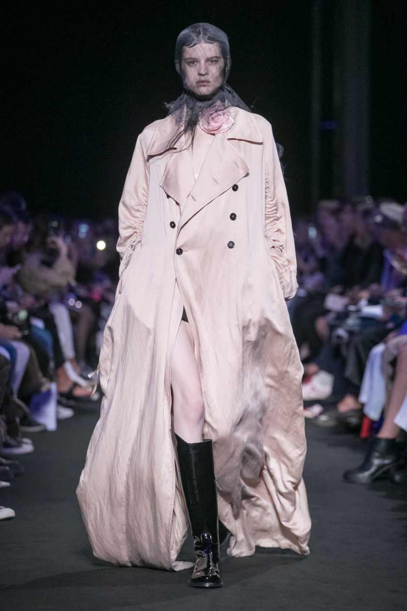 Ann Demeulemeester Fashion Show 27th September 2018 Paris Fashion Week