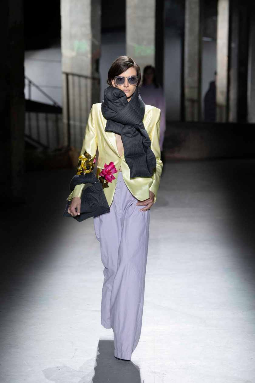 Ready to wear, winter 2019 2020, fashion week, womenswear, Paris, Dries Van Noten