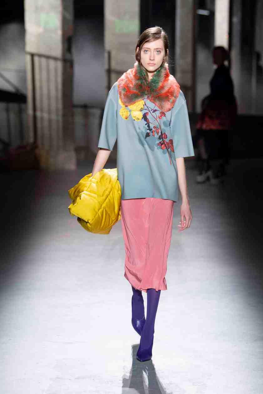 Ready to wear, winter 2019 2020, fashion week, womenswear, Paris, Dries Van Noten