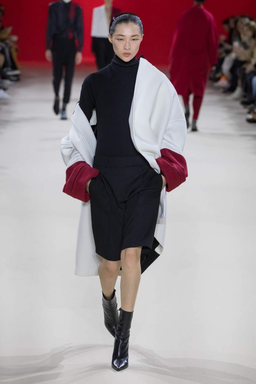 Haider Ackermann  Ready To Wear Fall Winter 2019 Collection Paris Fashion Week
