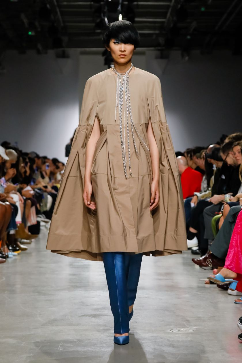 Lutz Huelle Ready to wear Collection spring Summer 2020 in Paris